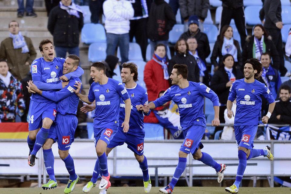Mestalla mostró el camino del triunfo al Getafe