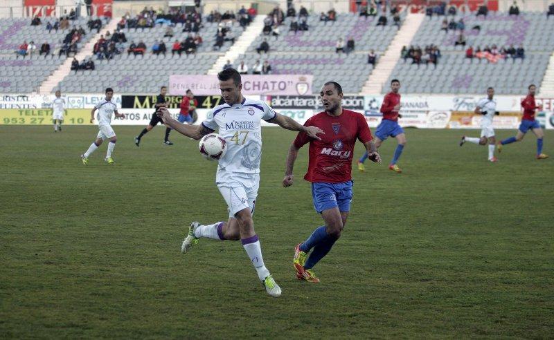 Peligra la permanencia en Segunda del Jaén