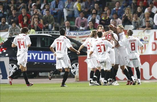 Doble motivación para el Sevilla en el derbi