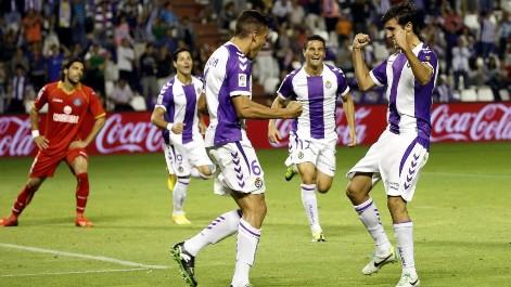 Al Real Valladolid sólo le vale el triunfo