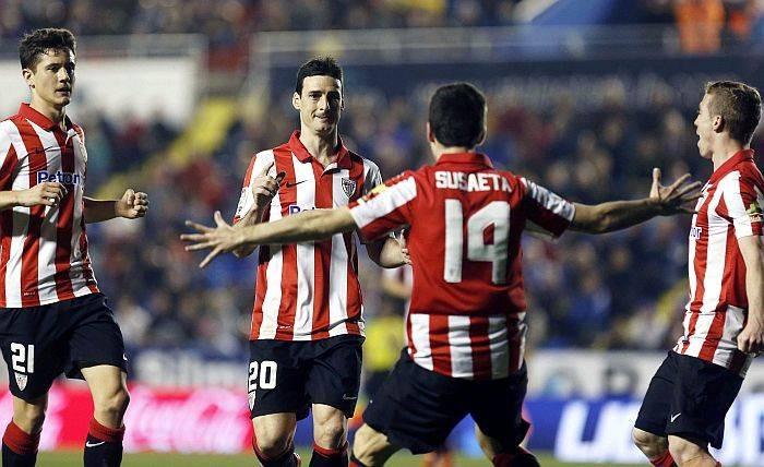 Susaeta, Muniain y Herrera acercan el sueño