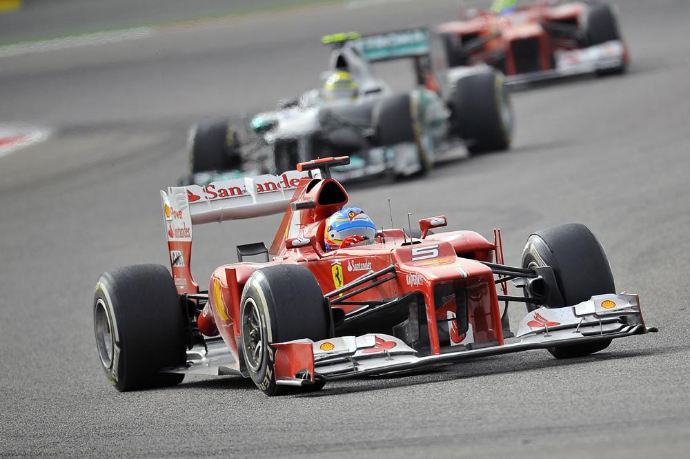 El podio de Alonso en Bahrein se paga muy alto