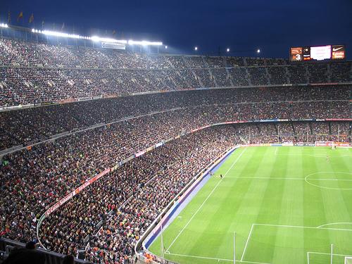 Se espera goleada en el Camp Nou