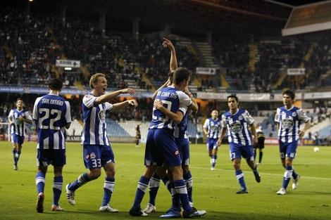 Sorpresas en la jornada de Segunda División