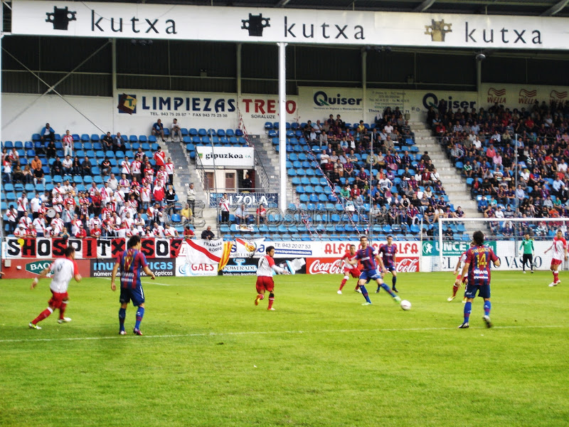 La SD Eibar, obligada a reaccionar en Madrid