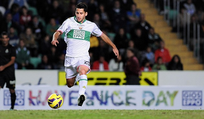 El Elche se la juega frente al Levante UD