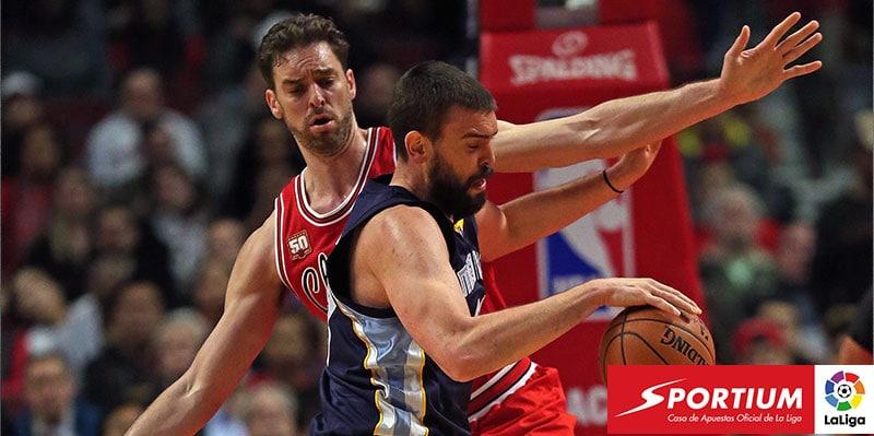 Madrugada NBA: Nos la jugamos con 3 partidos
