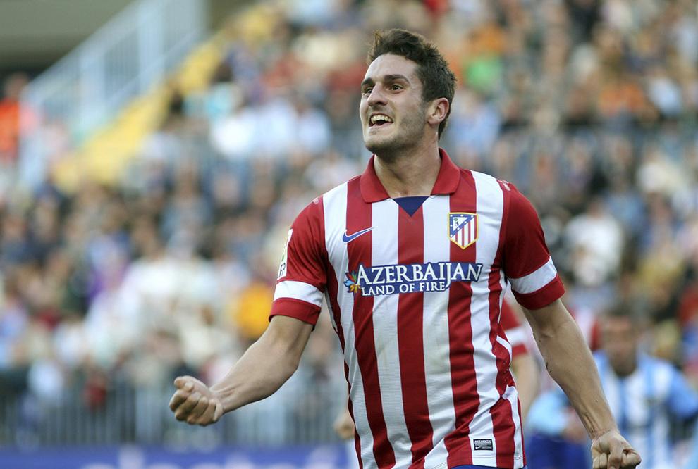 El Atlético de Madrid da otro paso hacia la liga