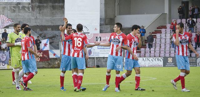 CD Lugo: Soñar o comenzar las vacaciones