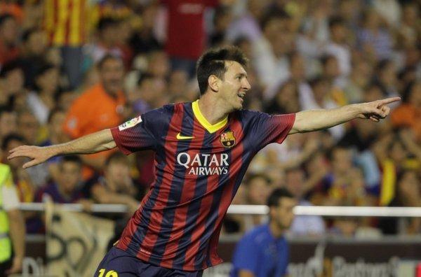 Los Superhéroes del Clásico: Spiderman Messi comanda al Barça
