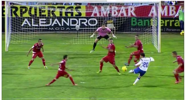El Zaragoza está obligado a ganar al Jaén