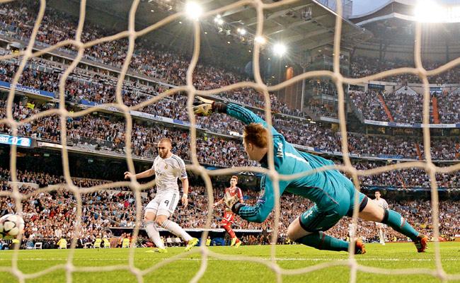 El Real Madrid hará arder el Allianz Arena