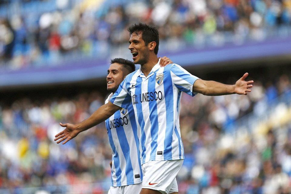 El Málaga CF no quiere ser convidado de piedra