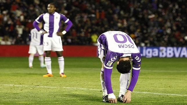 Empate sin goles entre Valladolid y Valencia