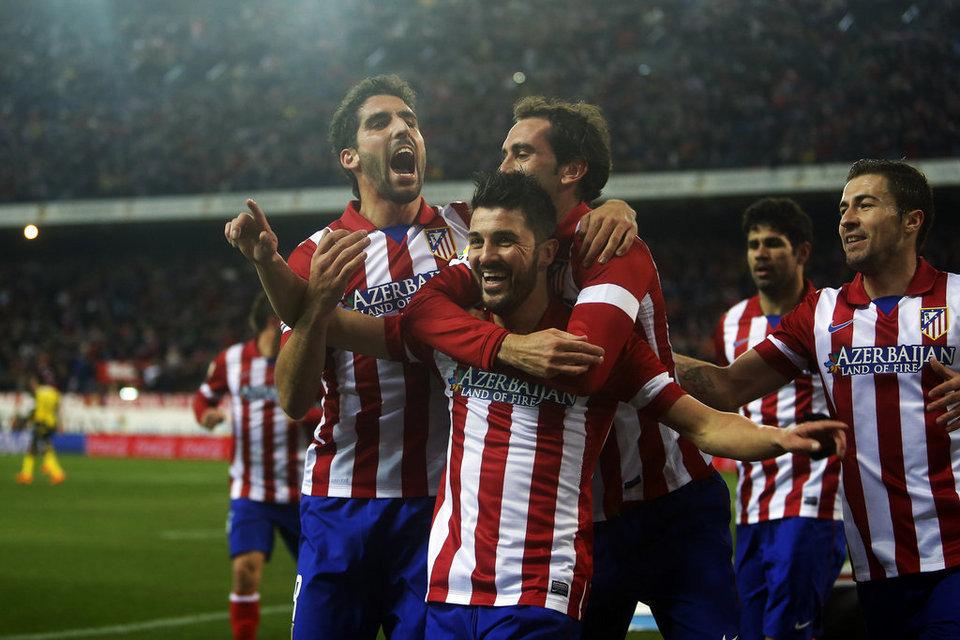 ¿Dará el Atlético un paso más hacia la Liga?