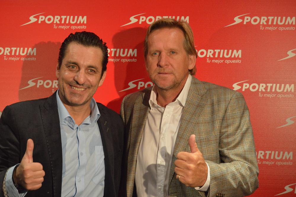 Schuster y Futre apuestan por la Champions