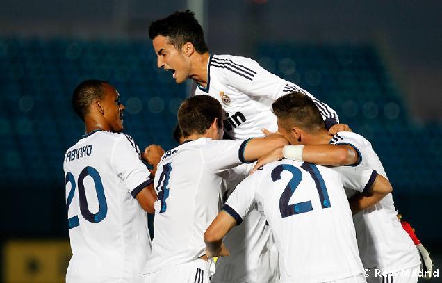 El Real Madrid Castilla se la juega
