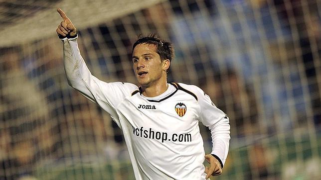 Piatti culmina la remontada del Valencia