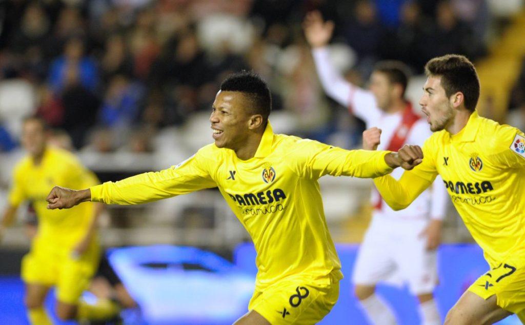 El Villarreal golea a un Rayo Vallecano dormido