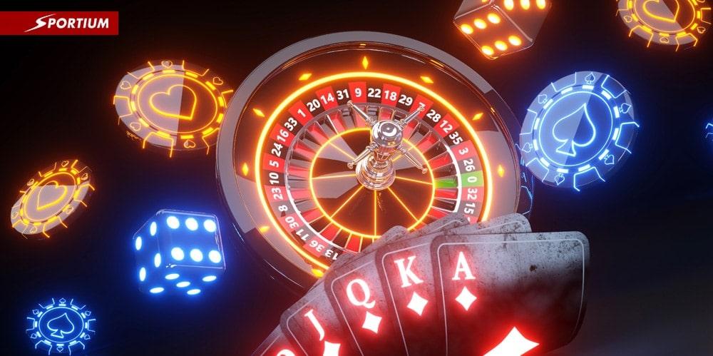 Un nuevo mundo a tu alcance: Sportium Casino