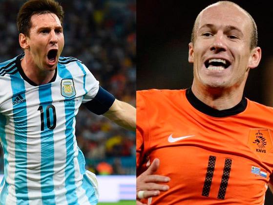 El mejor del mundo contra el mejor del Mundial