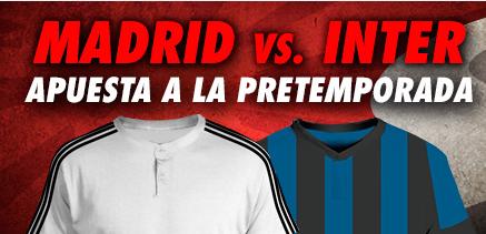 Porra: Madrid vs Inter
