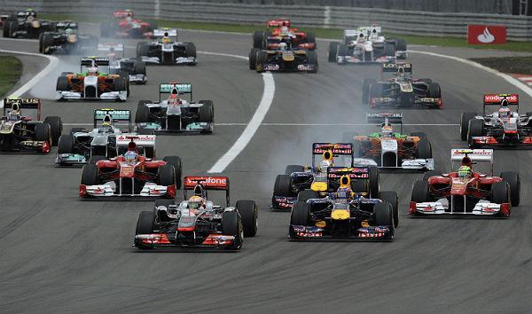 Nico Rosberg, máximo favorito en Alemania