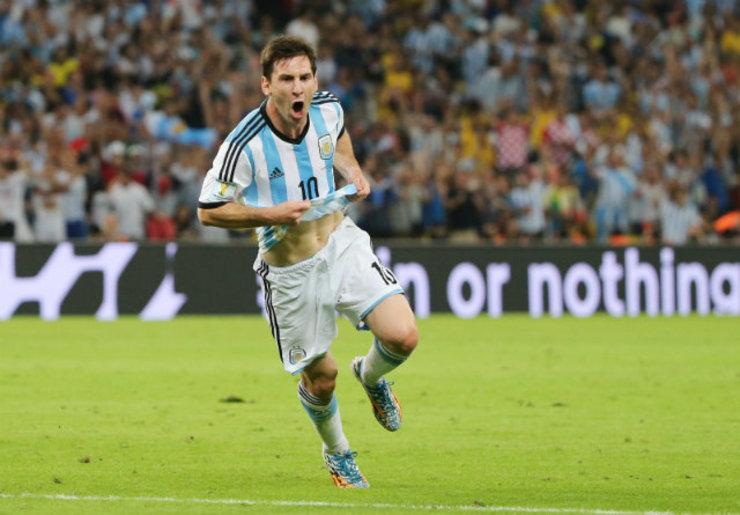 La final de Messi
