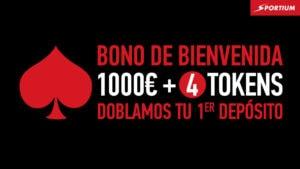 bono poker online