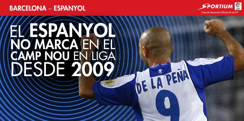 ¿Acabará con el gafe el Espanyol?