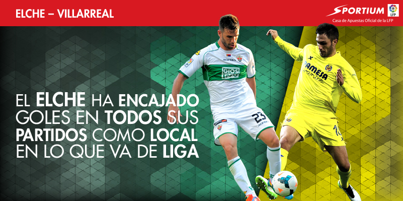 El Elche flojea en defensa en su estadio