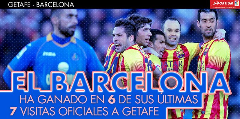 Al Barça se le da muy bien el Coliseum