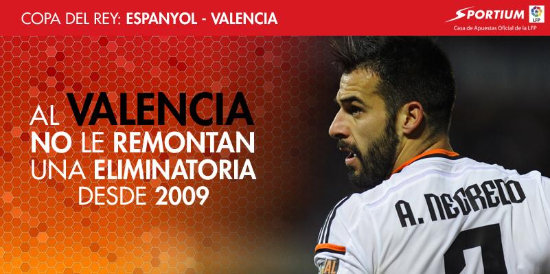 El Valencia es un especialista en mantener sus rentas