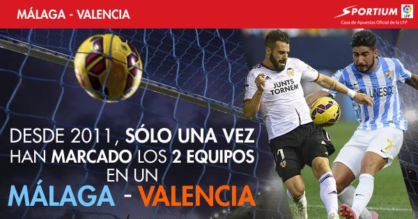 El que marca, gana, en los duelos entre andaluces y valencianos