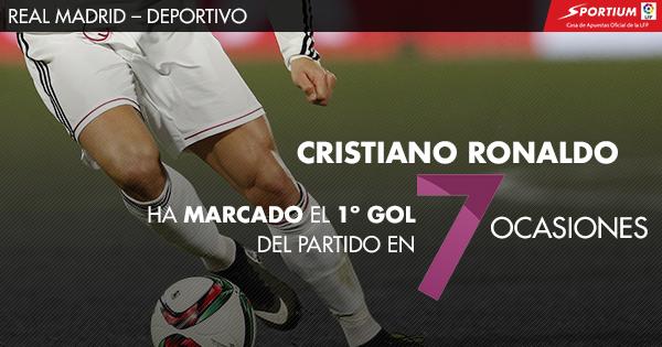 Cristiano, ante la mirada del Bernabéu