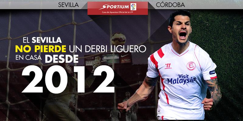 Al Sevilla se le dan bien los derbis ligueros