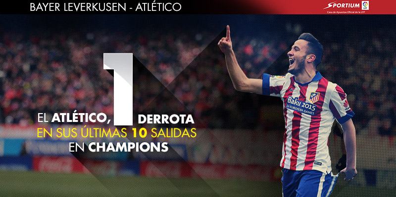 El Atlético es un seguro a domicilio