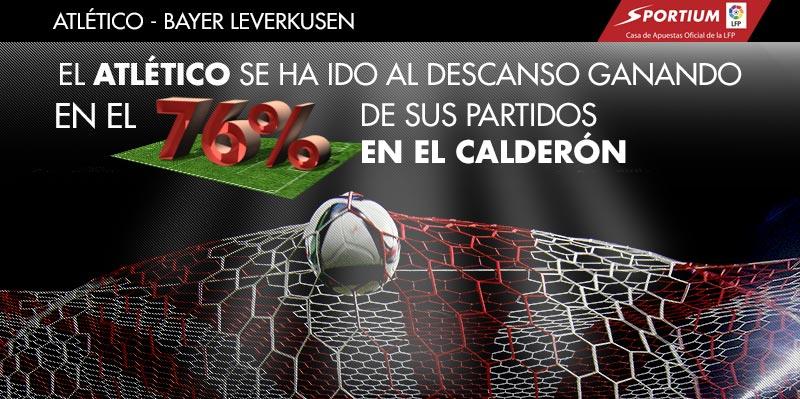 La primera parte será crucial en el Calderón