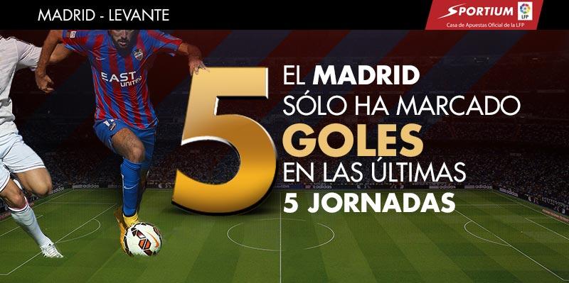 Problemas de puntería en el Madrid