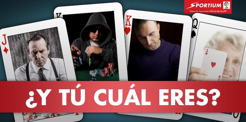 ¿Qué clase de jugador de Poker eres? ¡Descúbrelo aquí!