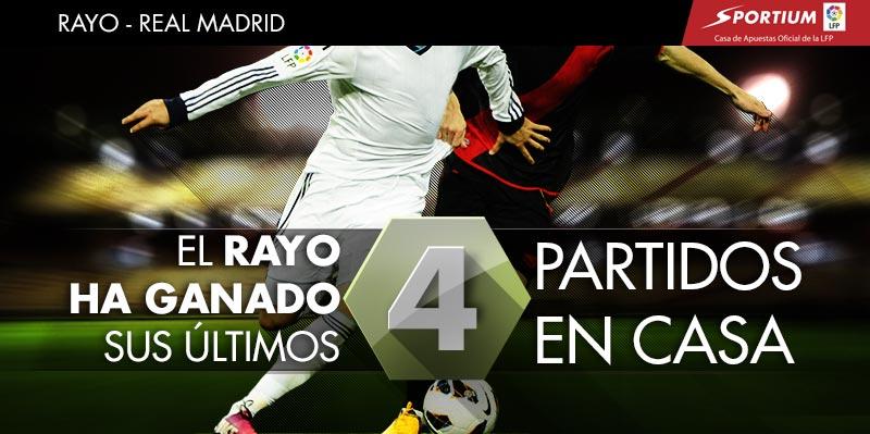 El Real Madrid puede sufrir en Vallecas
