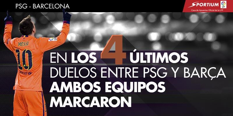 El poderío del Barça contra la madurez europea del PSG