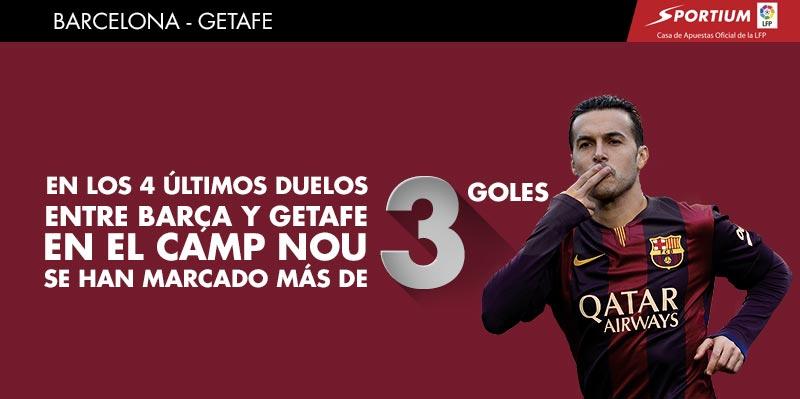 El Barça lleva una racha intratable y juega en casa