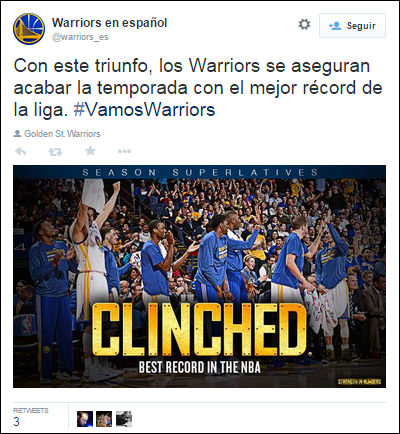 NBA Warriors
