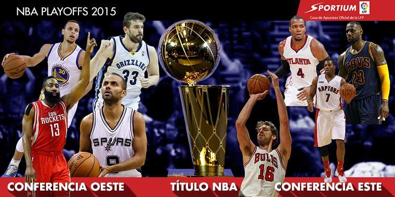 Playoffs NBA: las claves para tus apuestas NBA