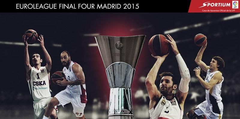 Las 4 razones para apostar por el Real Madrid en la Final Four