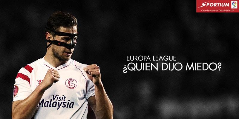 El Sevilla invita a apostar soltándonos la melena en la Europa League