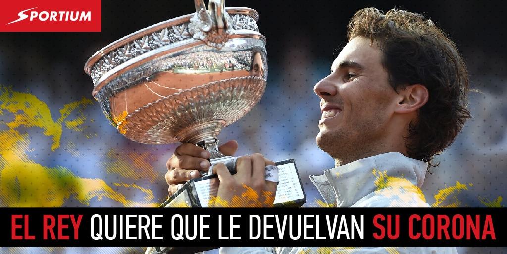 Las apuestas (y los mercados) a tener en cuenta para los favoritos en Roland Garros