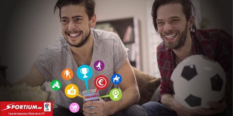 Las apuestas en vivo son más sociales