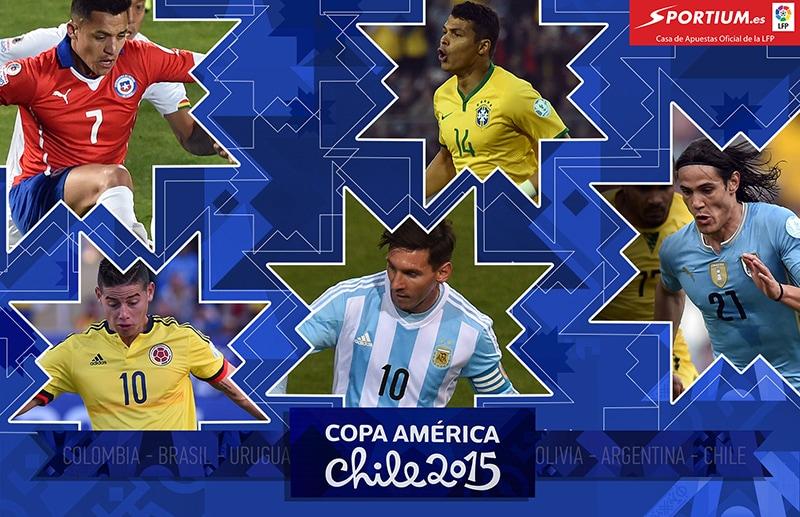 Los datos que pueden convertirte en el triunfador de la Copa América